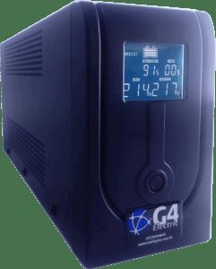 Nobreak G4 Interativo 650VA/360W Semi-Senoidal
